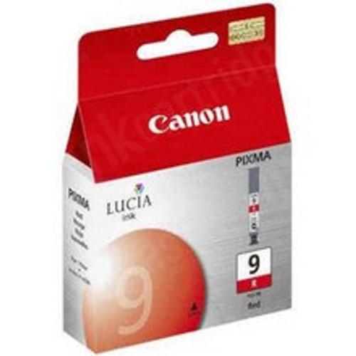 Original Canon PGI-9R 1040B002 Red Ink Cartridge