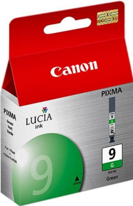 Original Canon PGI-9G 1041B002 Green Ink Cartridge