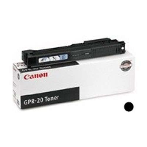 Original Canon GPR-20 1066B001AA Yellow Laser Toner Cartridge