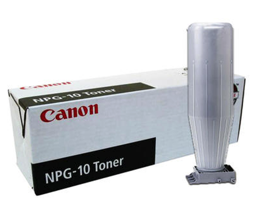 Original Canon NPG-10 1381A004AA Black Toner Cartridge