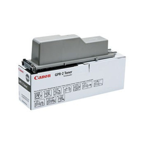 1389A004AA | Canon GPR-2 | Original Canon Laser Toner Cartridge - Black