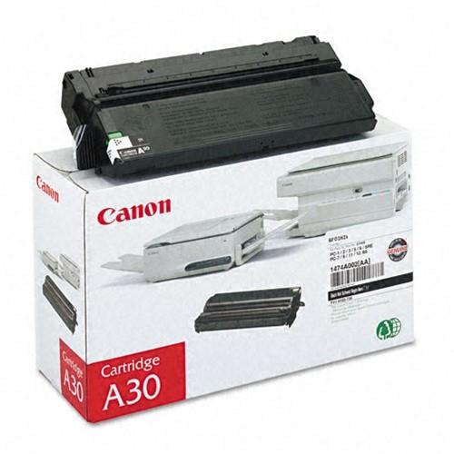 Original Canon A30 1474A002AA Black Laser Toner Cartridge
