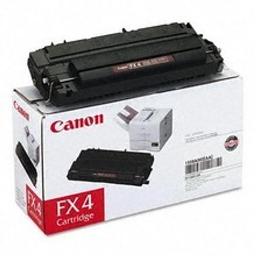 1558A002AA | Canon FX-4 | Original Canon Laser Toner Cartridge - Black