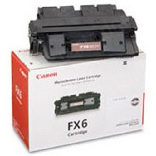 Original Canon FX-6 1559A002AA Black Laser Toner Cartridge