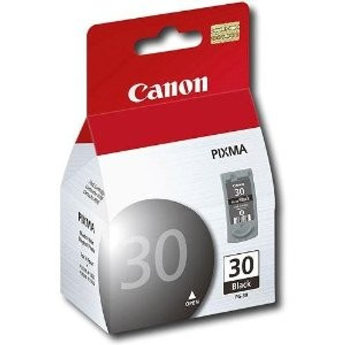 Original Canon PG30 Black Inkjet Cartridge