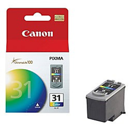 1900B002 | Canon CL31 | Original Canon Ink Cartridge – Tricolor