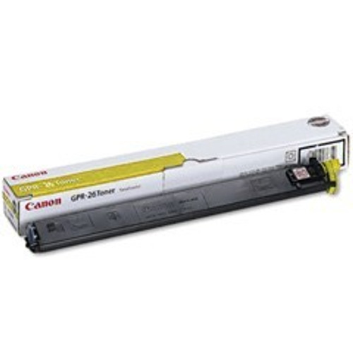 Original Canon GPR-26 2450B003AA Yellow Laser Toner Cartridge