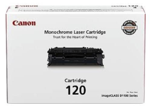 2617B001AA   Canon-120   Original Canon Toner Cartridge – Black