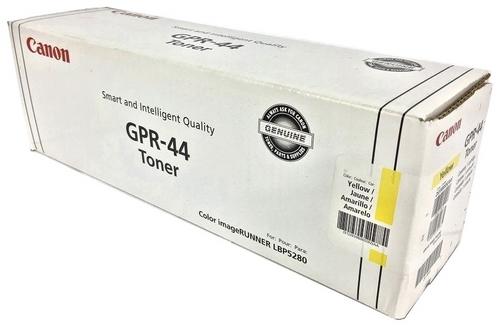 2659B005AA | Canon GPR-44 | Original Canon Toner Cartridge – Yellow