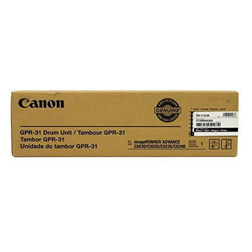 2778B004   Canon GPR-31   Original Canon Drum Unit – Black