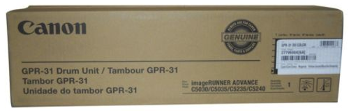 2779B004 | Canon GPR-31 | Original Canon Drum Unit – Color