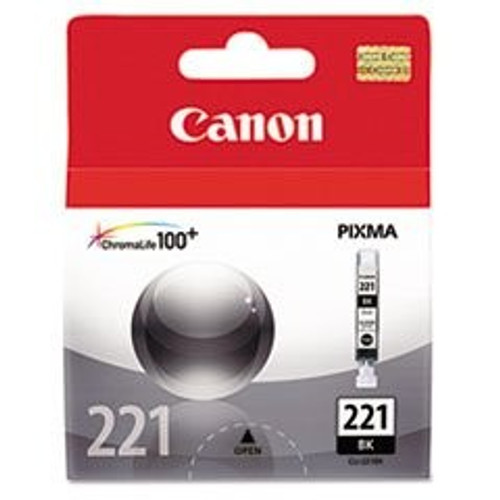 Original Canon CLI221 2946B001 Black Inkjet Cartridge