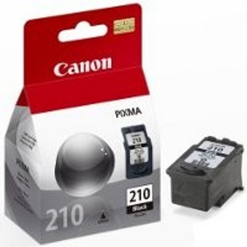 Original Canon PG210 Black Inkjet Cartridge for MP240, MP480 &amp MX330