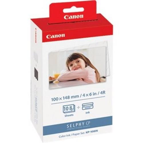 3115B001 | Canon KP-108IN | Original Canon  Ink Cartridge - Tricolor