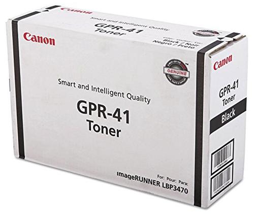 3480B005AA | Canon GPR-41 | Original Canon Toner Cartridge – Black