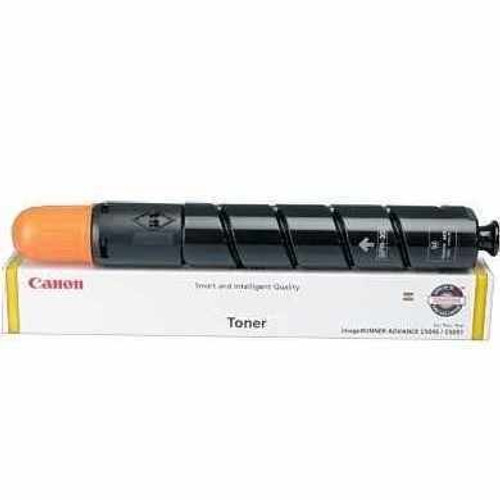 Original Canon GPR-36 3785B003AA Yellow Laser Toner Cartridge