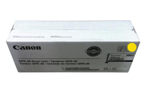 3789B004BA   Canon GPR-36   Original Canon Drum Unit – Yellow