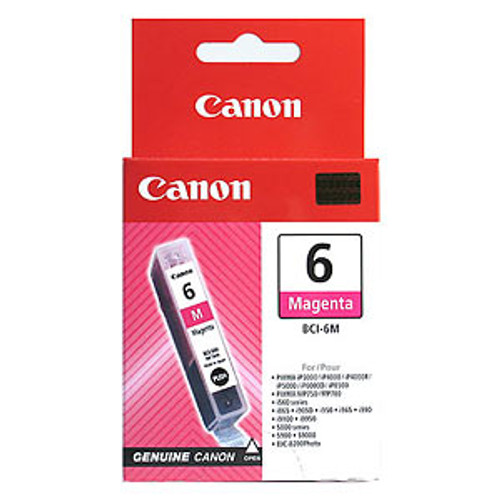 Original Canon BCI-6M 4707A003AA Ink Tank Cartridge