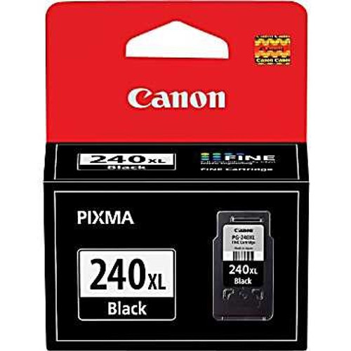 Original Canon PG240XL High Yield Black Inkjet Cartridge