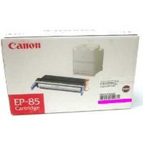 Original Canon EP-85 6823A004AA Magenta Laser Toner Cartridge