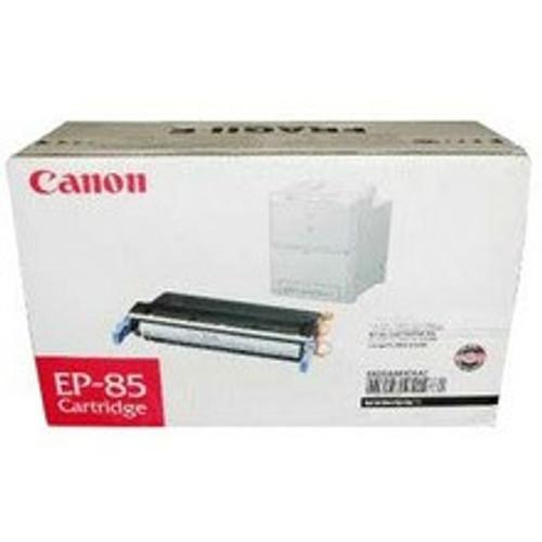 Original Canon EP-85 6824A004AA Cyan Laser Toner Cartridge