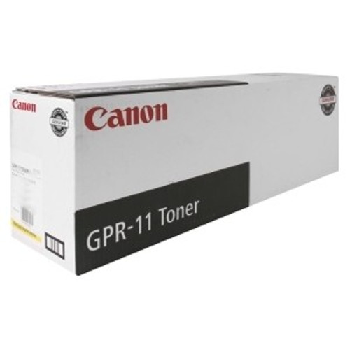 Original Canon GPR-11 7626A001AA Yellow Laser Toner Cartridge