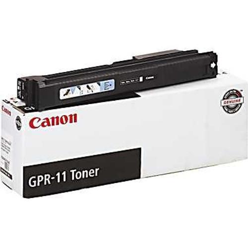 7629A001AA | Canon GPR-11 | Original Canon Laser Toner Cartridge – Black