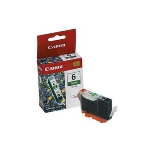 Original Canon BCI-6G 9473A003 Green Ink Cartridge