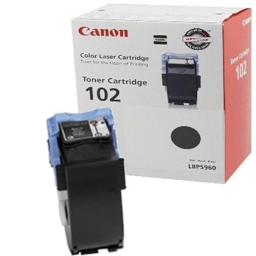 Original Canon CRG102 9645A006AA Black Laser Toner Cartridge Printer