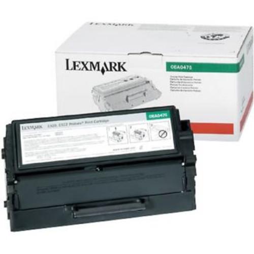 Original Lexmark 08A0476 *RP Toner Cartridge  Black