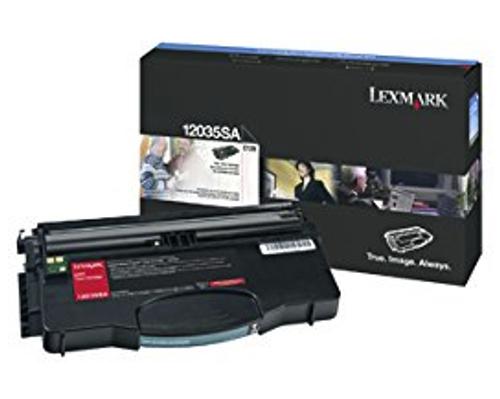 Original Lexmark 12035SA E120/120n Black Toner Cartridge