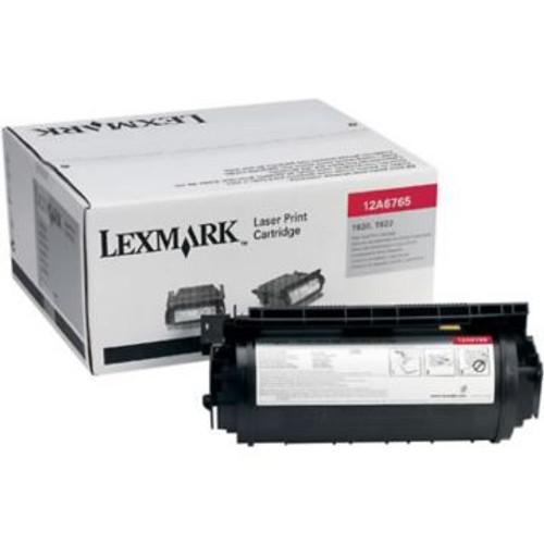 Original Lexmark 12A6765 Hi-Yield Toner Cartridge