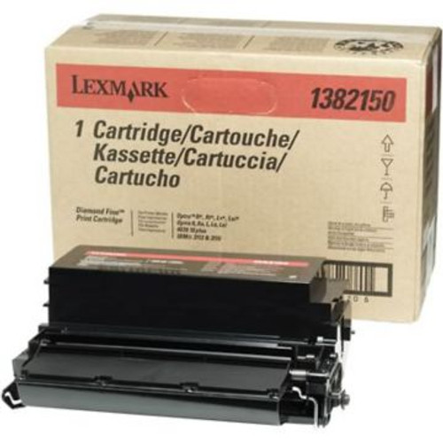 Original Lexmark 1382150 High Yield Laser Print Cartridge