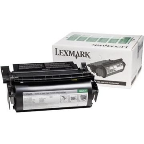 Original Lexmark 1382925 #RP High Yield Laser Toner Cartridge