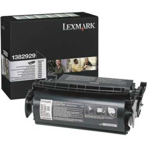 Original Lexmark 1382929 *RP High-Yield Print Cartridge for Label Applications  Black