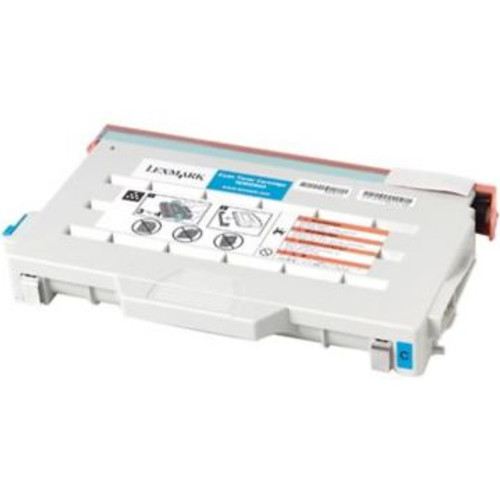 Original Lexmark C720 (15W0900) Laser Print Cartridge  Cyan