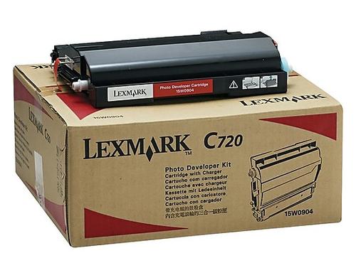 Original Lexmark 15W0904 Black Photodeveloper Kit Cartridge