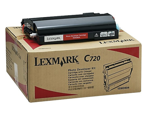 Original Lexmark 15W0904 Black Photodeveloper Kit Cartridge