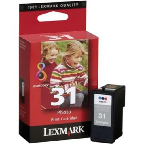 Original Lexmark #31 18C0031 Photo Inkjet Cartridge