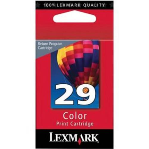 Original Lexmark #29 18C1429 RP Inkjet Cartridge  Tri-Color