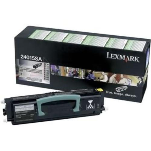 Original Lexmark 24015SA *RP Toner Cartridge  Black