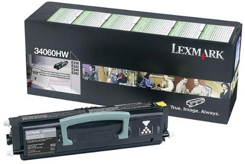 34060HW   Original Lexmark High-Yield Toner Cartridge – Black