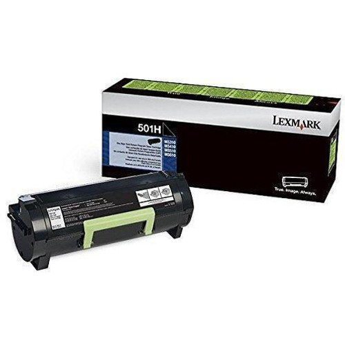 50F1H00 | Original Lexmark High-Yield Toner Cartridge – Black