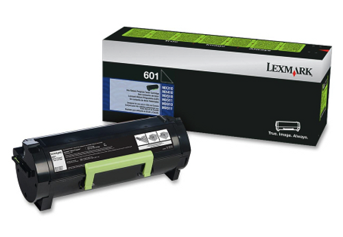 Original Lexmark 60F000G MX310 Return Program Black Toner Cartridge
