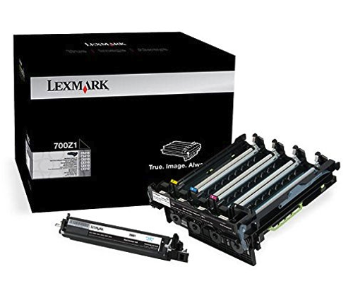 Original Lexmark 70C0Z1G Unison 700z5 Imaging Kit Black