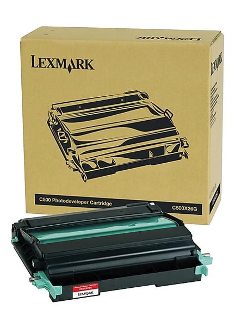 Original Lexmark C500X26G C500/C500n Developer Cartridge