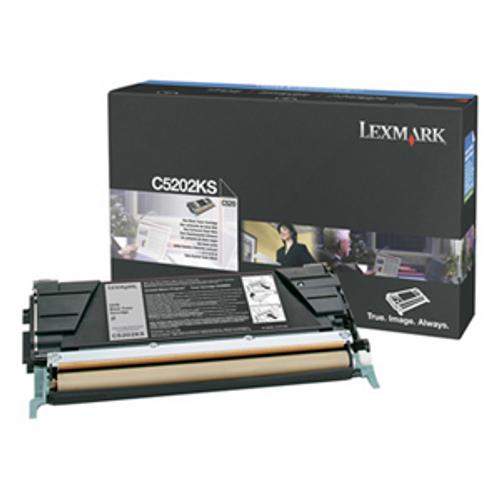 C5202KS   Original Lexmark Toner Cartridge – Black