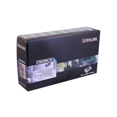 C5226CS | Original Lexmark Toner Cartridge – Cyan