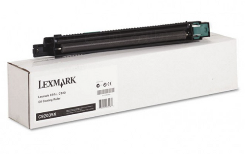 Original Lexmark C92035X C920 Oil Coating Roller