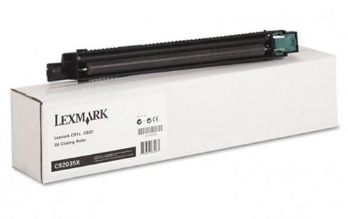 Original Lexmark C92035X C920 Oil Coating Roller